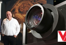 Adelaide's VAF Research to Showcase Sony's $90,000 4K Laser Projector