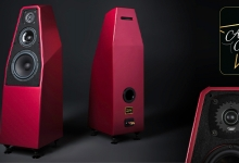 Wilson Audio SabrinaX Floor Standing Loudspeaker Review