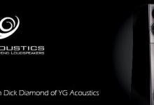 Interview with Dick Diamond of YG Acoustics