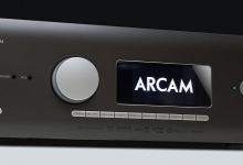 ARCAM UNVEILS NEW AV RECEIVERS, POWER AMPS, PROCESSOR