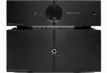 AUDIO ANALOGUE BELLINI AND DONIZETTI PRE/POWER ANNIVERSARY AMPS