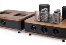 AURIS AUDIO FORTINO 88 INTEGRATED AMP DEBUT AND EUTERPE LAUNCH