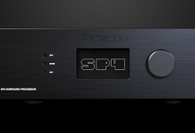 BRYSTON SP4 16-CHANNEL HOME CINEMA PROCESSOR LANDS IN UK VIA PMC