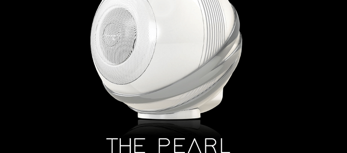 CABASSE THE PEARL WIRELESS NETWORKED SPEAKER