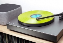 CAMBRIDGE AUDIO ALVA TT - APTX HD BLUETOOTH TURNTABLE
