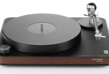 Clearaudio Concept Active All-in-one Turntable