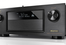 Denon Announce New Network AV Receivers
