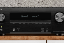 DENON AVR-X3600H 9.2-CHANNEL IMAX AV RECEIVER AVAILABLE