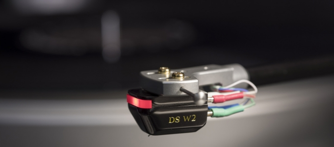 DS AUDIO ANNOUNCES NEW DS-W2 OPTICAL CARTRIDGE