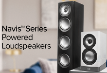 ELAC NAVIS POWERED SPEAKERS LAUNCH AT THE BRISTOL HI-FI SHOW
