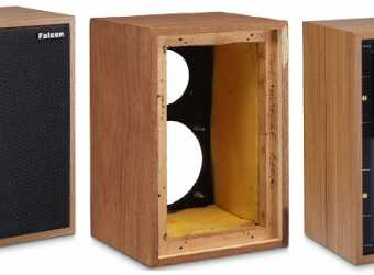 FALCON ACOUSTICS KINGSWOOD WARREN SPECIAL EDITION LS3/5A MONITOR