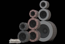 Flare Audio Zero - High end recycling