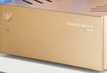 Gold Note PA-10 Stereo Power Amplifier