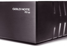 GOLD NOTE PST-10 AND PST-1 POWERS YOUR TURNTABLES BETTER