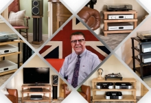 Adrian Dykes Joins Hi Fi Racks as UK Sales Manager
