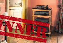 WINNER OF THE HI-FI RACKS £1,000 PRIZE DRAW ANNOUNCED!