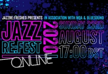 JAZZ RE:FEST 2020 - Live Jazz Coming to BluOS in MQA This Weekend