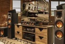 WHOLE KLIPSCH REFERENCE PREMIER RANGE NOW IN UK - BRISTOL HI-FI SHOW