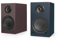 Triangle LN01A Active Bookshelf Speakers Limited Edition