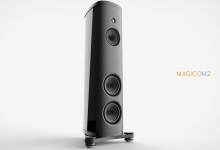 MAGICO M2 3-WAY FLOORSTANDING SPEAKERS REVEALED