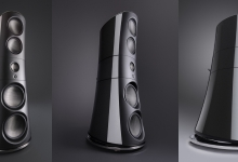 Magico M9 Flagship Loudspeakers Announced