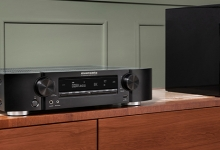 Marantz NR1711 Slimline 8K AV Receiver Released
