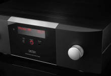 MARK LEVINSON 5000 SERIES AMPLIFIERS AT BRISTOL HI-FI SHOW 2019