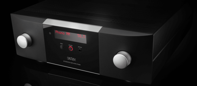 MARK LEVINSON 5000 SERIES INTEGRATED AMPLIFERS UNVEILED