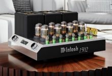 McIntosh MC1502 Tube Power Amp Revealed