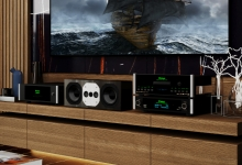 McIntosh Launches Two Contemporary Rack-Mounted A/V Components