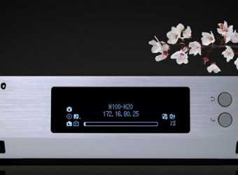 REVIEW: MELCO N100 MUSIC LIBRARY AND D100 CD DRIVE - SIZE IS NOT IMPORTANT