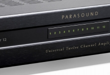 Parasound Launches Three New ZoneMaster Amplifiers