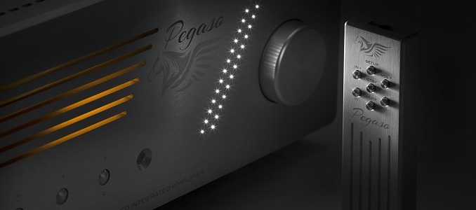 PEGASO P50A INTEGRATED VALVE AMPLIFIER LANDS IN UK