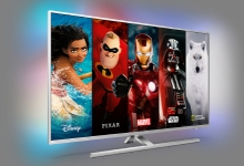 Disney+ Direct Access on Philips Android TVs