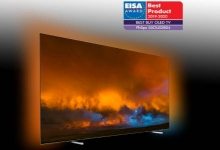 PHILIPS OLED TVS WIN EISA AWARDS