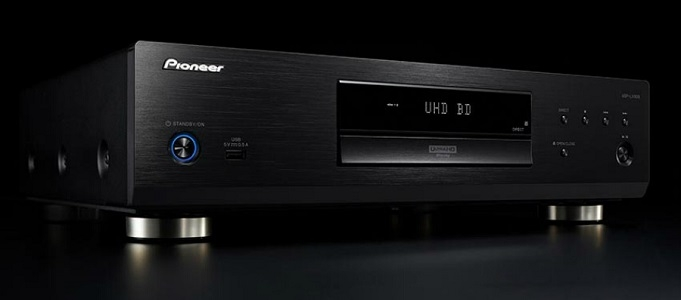 REVIEW: PIONEER UDP-LX500 4K UHD HDR BLU-RAY PLAYER