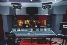 PMC Equips Dean Street Studios for Dolby Atmos Music