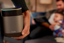 Pure Discovr Smart Speaker