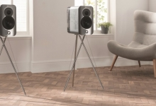 Q ACOUSTICS CONCEPT 300 FLAGSHIP STAND-MOUNT SPEAKERS
