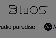 Radio Paradise MQA Only on BluOS