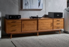 Rotel Michi to Power Bowers & Wilkins Demo