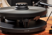 SME MODEL 10A BLACK EDITION UK ONLY TURNTABLE AVAILABLE