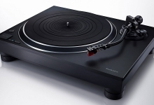 TECHNICS SL-1500C TURNTABLE DEBUTS WITH OTTAVA SPEAKERS