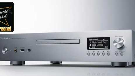 Technics SL-G700 Network/SACD Player Review