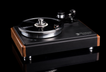 VPI INDUSTRIES HW-40 DIRECT DRIVE TURNTABLE LIMITED EDITION BIRTHDAY DECK