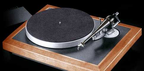 WILSON BENESCH BRINGS LEGENDARY WB-ONE TURNTABLE TO BRISTOL