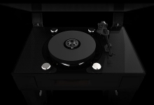 WILSON BENESCH GMT ONE SYSTEM TURNTABLE AND TONEARMS REVEALED