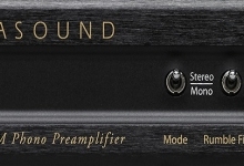 PARASOUND ZPHONO XRM BRIDGES THE VINYL GAP