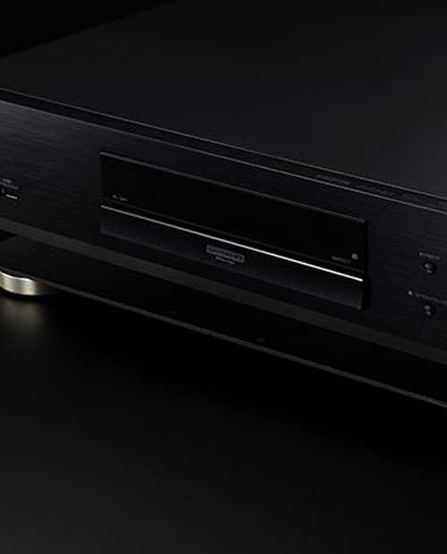PIONEER UDP-LX500 UNIVERSAL DISC PLAYER REVIEWED