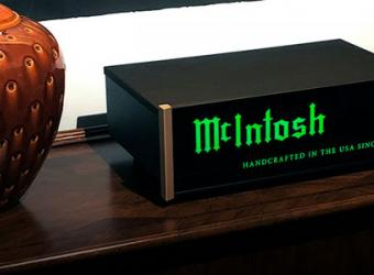 MCINTOSH LIGHTBOX: PRETTY, BUT POINTLESS